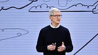 Apple CEO verneint Apple Kryptowährung