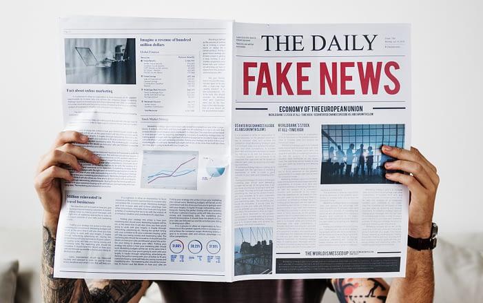 Binance fake news