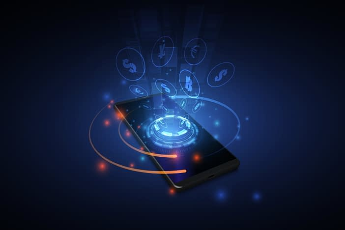 Blockchain-Smartphone Samsung Galaxy S10