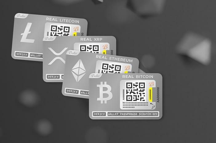 Hardware Wallet für Kryptowährungen