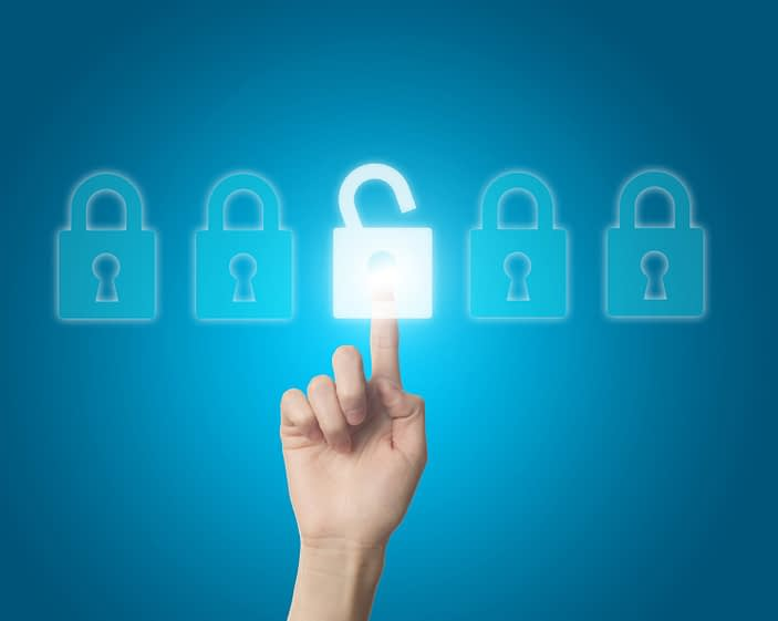 Trezor Hardware-Wallets Sicherheit