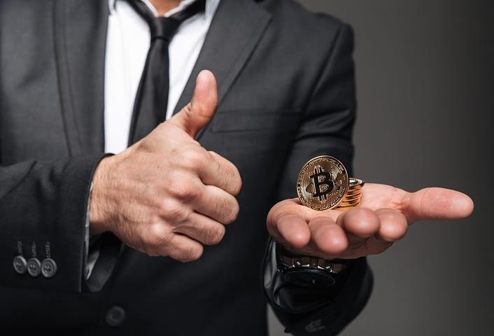 sicherer Umgang mit Bitcoin